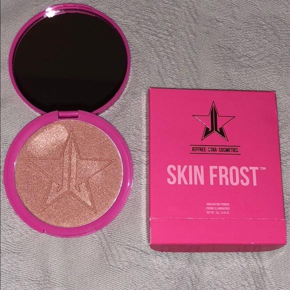 Peach Goddess Skin Frost Jeffree Star Cosmetics NWT
